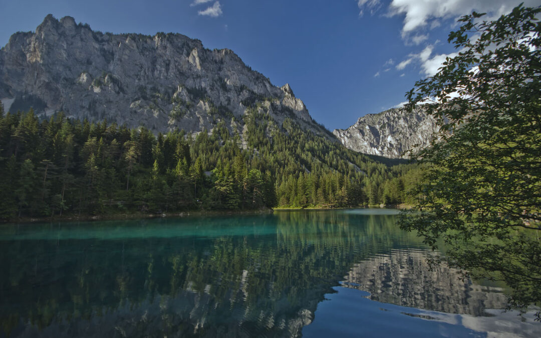 Jezioro Gruner See