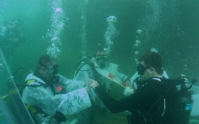 Ślub pod wodą Rekord Guinnessa